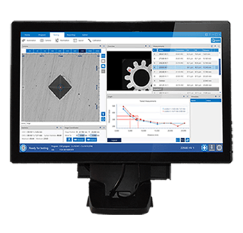 DiaMet Hardness Software: Fast and Simple Operation for Hardness Testing