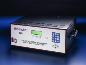 Series 6103 Ozone Transfer Standard/Multi-Gas Calibrator