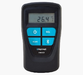 Digital Temperature Probe: HM007 ThermoBarScan