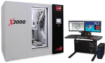 Small Footprint X-Ray System for In-Depth Imaging – X3000