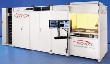 TurboDisc K465i GaN MOCVD System from Veeco Instrument