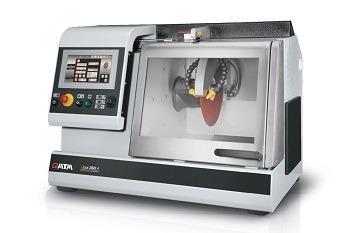 Automatic Wet Abrasive Cut-Off Machine: Qcut 350 A
