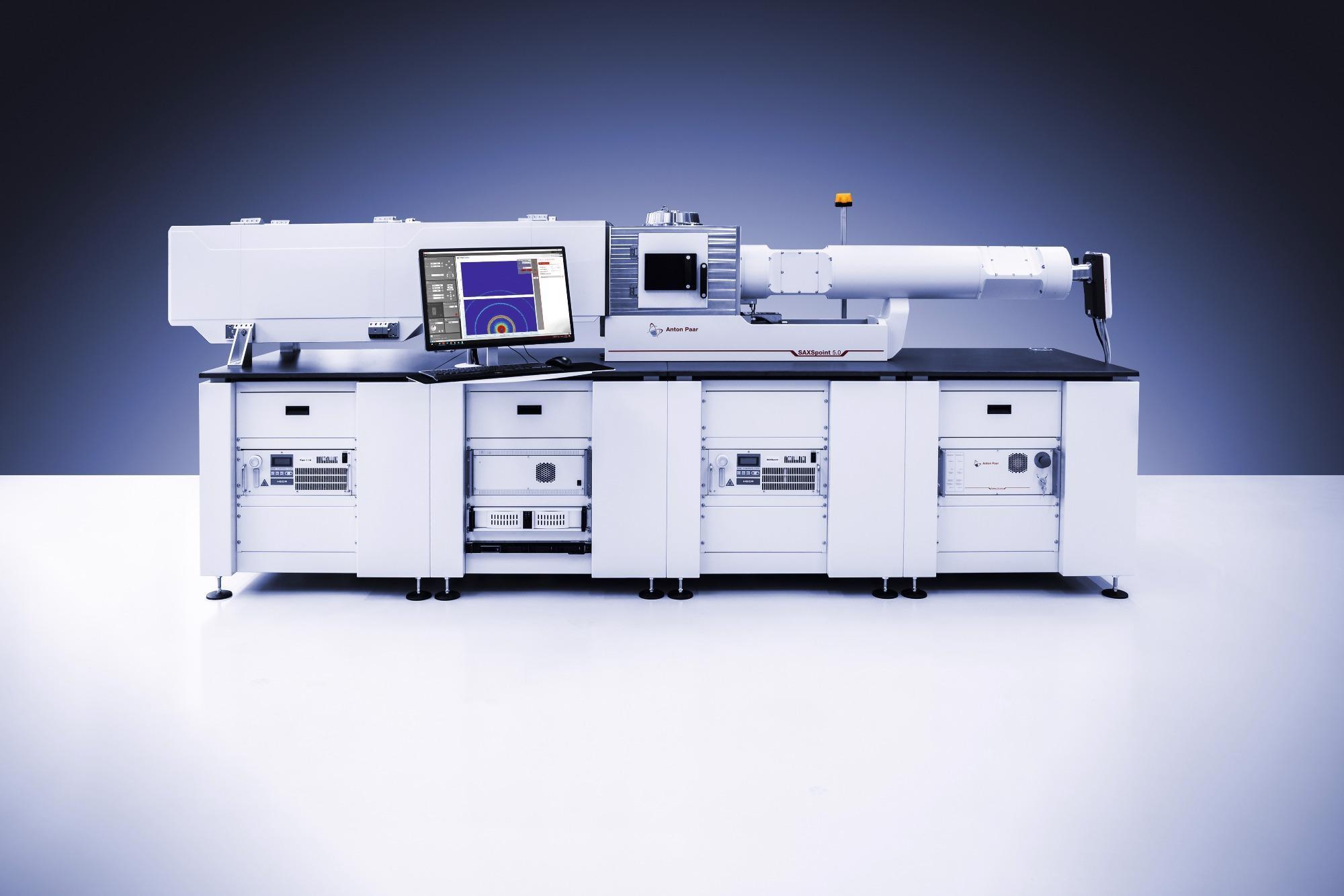 Laboratory SAXS/WAXS/GISAXS/RheoSAXS System - SAXSpoint 5.0