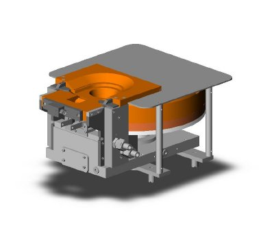Model 295 Large Capacity Multi-Pocket E-Beam Sources