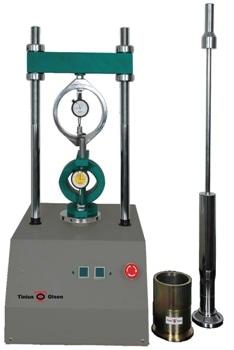 Digital and Analog Marshall Stability Test Machines
