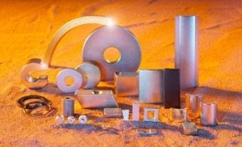 Neodymium-Iron-Boron (NdFeB) Magnets