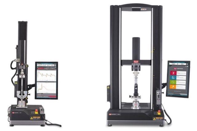 Torsion Add-On On Single and Dual Column Universal Testing Systems.