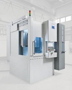 Turn/Mill Machine – VMC 450 MT