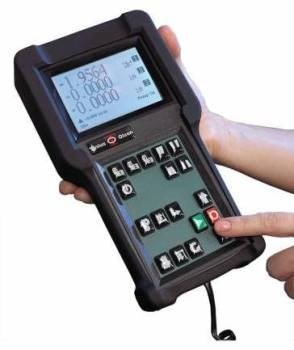 Proterm Handheld Tethered User Interface