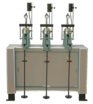Digital and Analog Consolidation Apparatus – Model TO-126