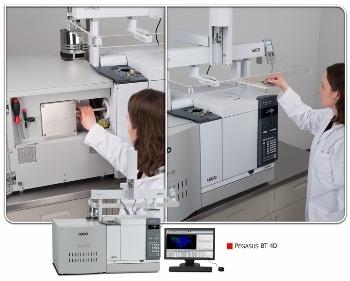 GCxGC Time-of-Flight Mass Spectrometer - Pegasus® BT 4D