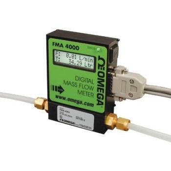 Gas Analysis with the Mass Flowmeter