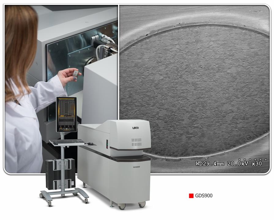 Glow Discharge Atomic Emission Spectrometer - GSD900