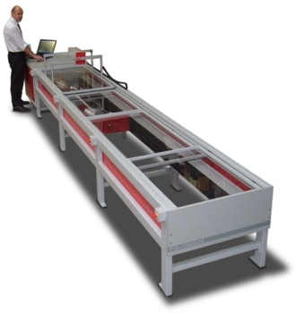 Horizontal Modes for the AT & CT Universal Strength Testing Machines