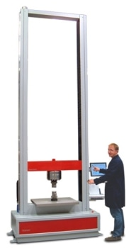 Extended Frame AT & CT Universal Strength Testing Machine