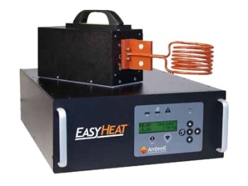 EASYHEAT® 4.2 to 10 kW Induction Heating Systems