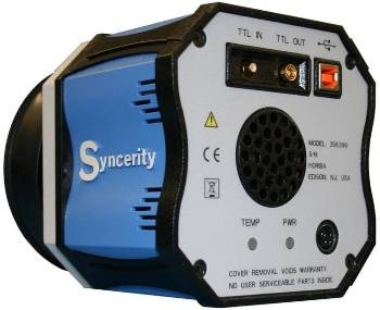 TE-Cooled CCD Camera - Syncerity BI-NIR Camera