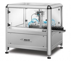 Automated Hardness Test - AHT from TA Instruments