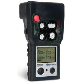 Monitoring Exposure to Gases with the Ventis LS Gas Detector