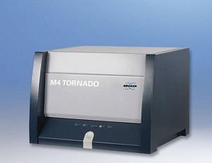 Micro XRF Analyzer - M4 TORNADO from Bruker
