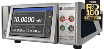 Precision Low-Noise DC and AC/DC Current Voltage Source - MeasureReady™ 155