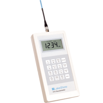 Measuring Accurate Magnetic Field Measurements with Model 410 Hand-held Gaussmeter