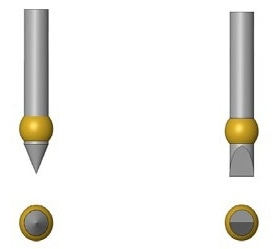 Thread Inspection Probes (Unshielded) – Absolute