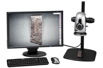 Full HD Digital Microscope and Measurement System