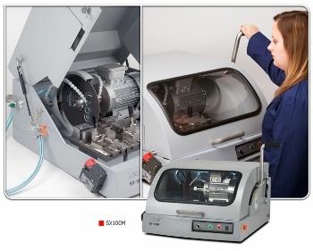 Benchtop Sectioning Machine - SX100M Series