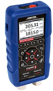 Handheld Pressure Calibrator for High Temperatures