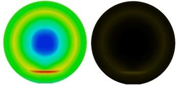 Simulation Evaluation of Injection Molded Plastics' Optical Performance