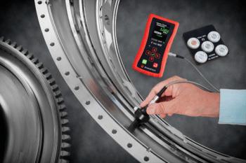 SigmaCheck2 Eddy Current (ECT) Conductivity Meter