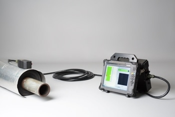 Maxwell NDT — PECT Pulsed Eddy Current Detection
