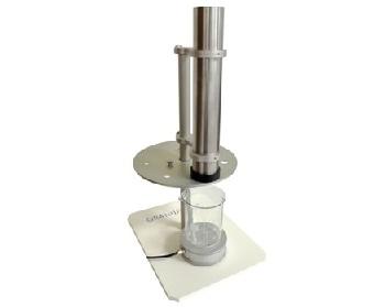 Automated Measurement of Powder Flow Rate Through Aperture – GranuFlow
