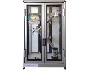 Powder Electric Charge Analyzer – GranuCharge
