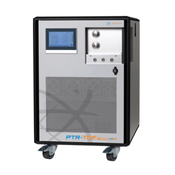 New High-Performance Mass Spectrometer PTR-TOF 6000 X2
