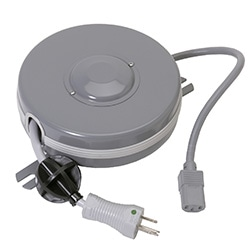 Power Cord Reel for Industrial Applications