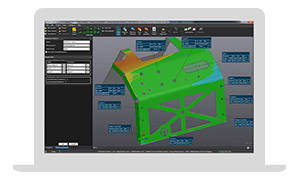 3D Inspection Software for Inspection and Quality Control