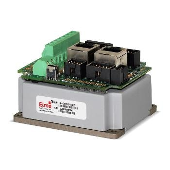 Stand-Alone, High-Power, and Network-Based Servo Drive