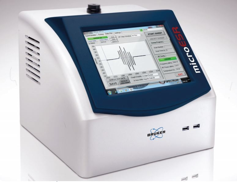 Determine Oxidative Resistance of Edible Oils with microESR from Bruker