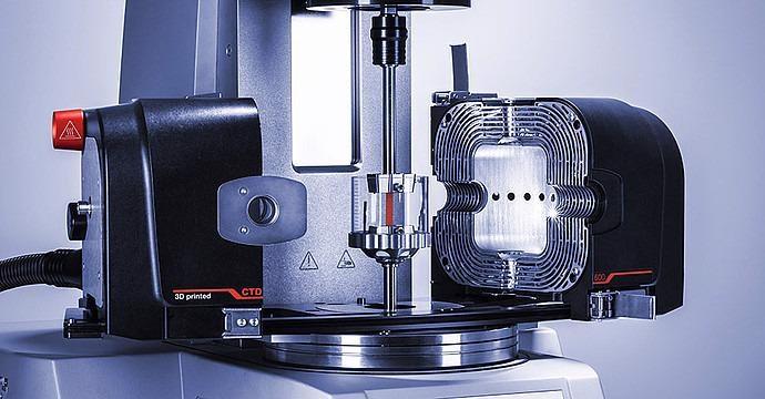 The MCR 702e Multidrive for Dynamic Mechanical Analysis