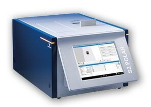 An EDXRF Spectrometer for the Petrochemical Industry—The S2 POLAR