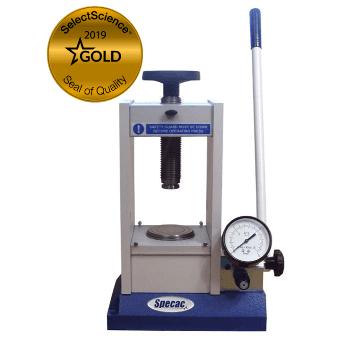 Manual Hydraulic Press for FTIR Press, KBr Press, and XRF Press