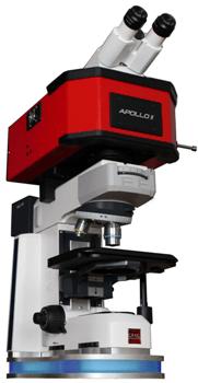 Apollo II M™ Raman Microspectrometer for Cutting Edge Research