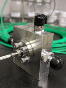 Multi-Purpose Flow Cell for FT-NIR Analyzer
