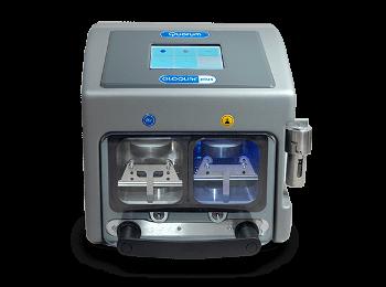 GloQube® Plus: Vapor Glow Discharge for TEM