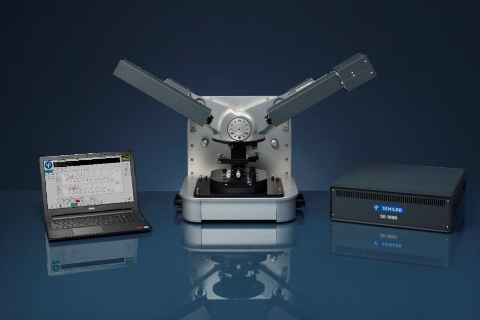 Cost-Effective and Compact Spectroscopic Ellipsometry for Thin Film Characterization - SE-1000
