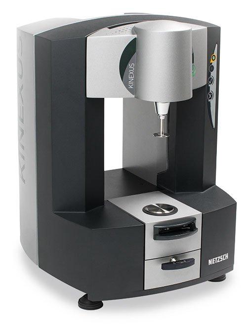 Research Grade Rheometer for Complex Fluids Characterization - Kinexus Pro+ Rheometer