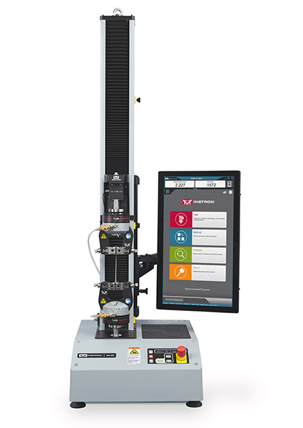 Single-column testing machine.