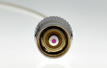 Optical Coatings on Fiber Tips